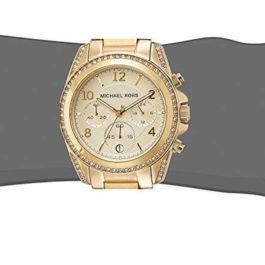 Michael Kors Golden Runway Watch with Glitz MK5166: Michael Kors