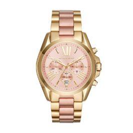 Original Michael Kors Women's Bradshaw Gold-Tone Watch MK6359