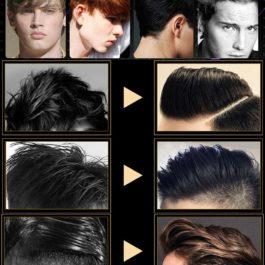 100g Strong Hold Hair Gel For Hair Long lasting