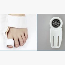 Valgus Toe and Foot care Massage