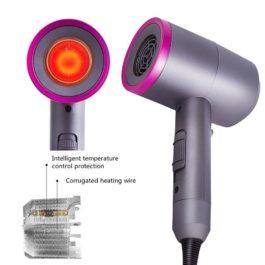 3 in 1 Salon Hair Dryer Stylers Large Power Hair Repairing Hair Volumizing Ion Air Blower Constant Temperature Quick Hair Drying
