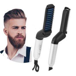 Beard and Hair Straightener for Men Multifunctional Electric Heating